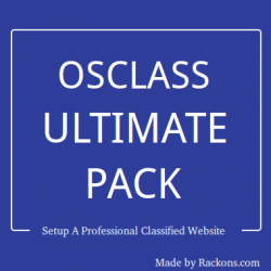 Osclass Ultimate Pack 2018