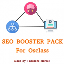 [-30% off] SEO Booster Pack for Osclass