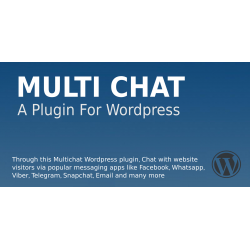 Multi Chat Wordpress Plugin