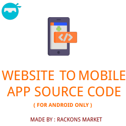 Osclass Website to Mobile App Source Code ( For Android Only )