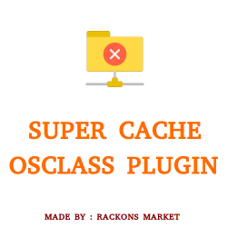 Osclass Super Cache Plugin