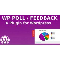Poll or Feedback Wordpress Plugin